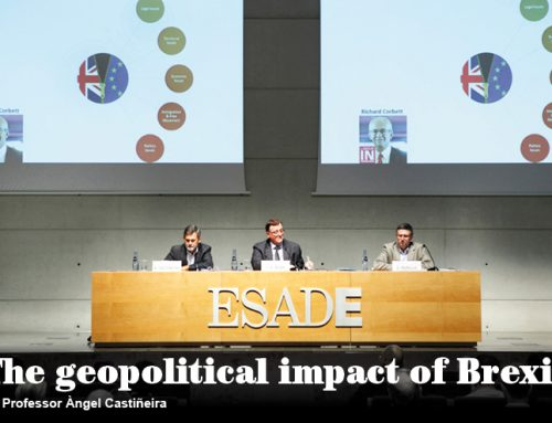 The geopolitical impact of Brexit