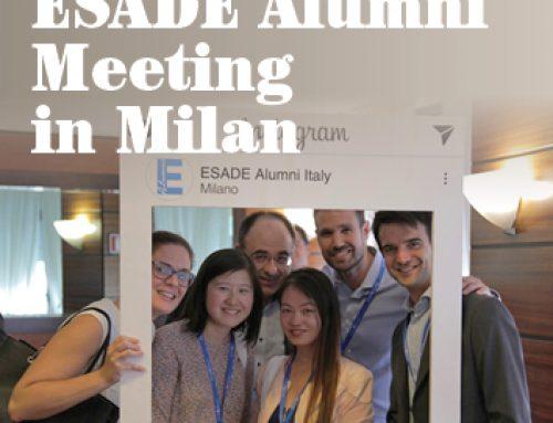 III International ESADE Alumni Meeting in Milan