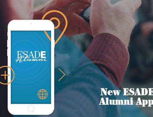 New ESADE Alumni App