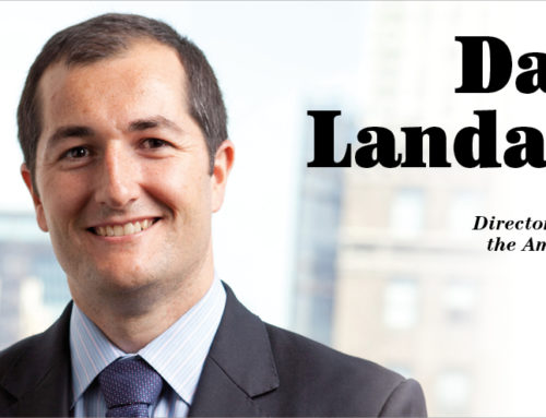 Daniel Landaluce (Lic&Master 99), Director of Tax Policy for the Americas at Huawei