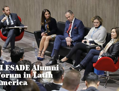 II ESADE Alumni Forum in Latin America