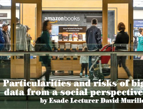 Peculiarities and risks of big data from a social perspective