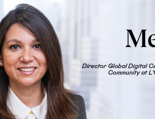 Ana Melara (MBA 07), Director Global Digital Communications & Community at L'Oréal Corporate