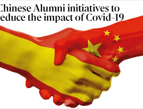Alumni initiatives to reduce the impact of Covid-19
