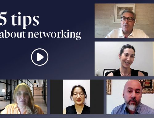 5 tips on Networking